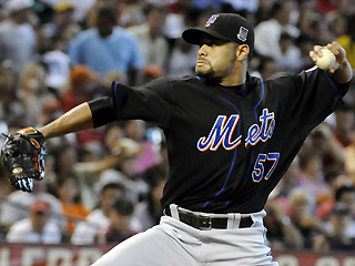 Closing Time: Johan Santana, the hittable ace