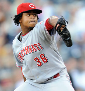 Edinson Volquez should be owned in many more leagues
