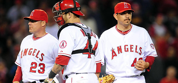 Closing Time: Brian Fuentes pours some gasoline; Brad Lidge has a sore elbow