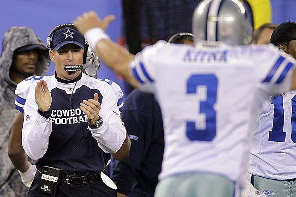 Sunday Scene, Week 10: Please welcome the Dallas Cowboys to the 2010 season