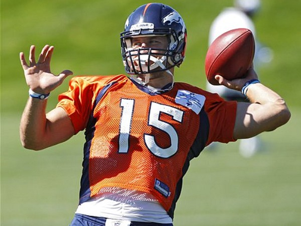 Injury Wrap: Here comes Tim Tebow to ruin everything