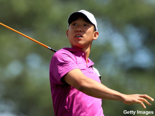 Anthony Kim has thumb surgery, could miss two majors