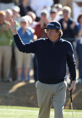 Jason Dufner's starting to make a name for himself