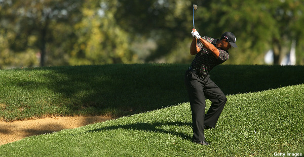 Has Tiger Woods secretly made the FedEx Cup interesting?