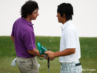 McIlroy and Ishikawa making waves on different continents