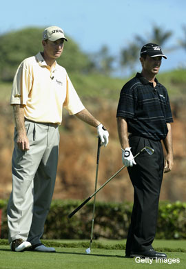 Happy 40th birthday to Mike Weir and Jim Furyk!