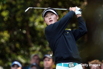 Danny Lee could tell Rickie Fowler about early promise