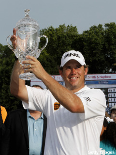 Lee Westwood claims a sneaky rips and shanks