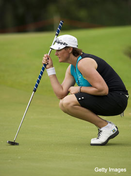 LPGA disqualifies three for missing pro-am tee times
