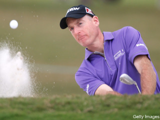 Jim Furyk's win bumps him to the top of our power rankings