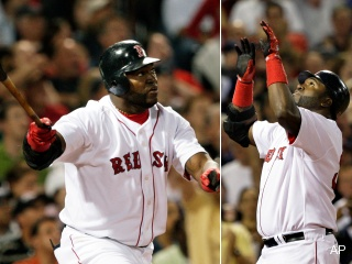 Morning Juice: Big Papi finally reaches seats with a big fly
