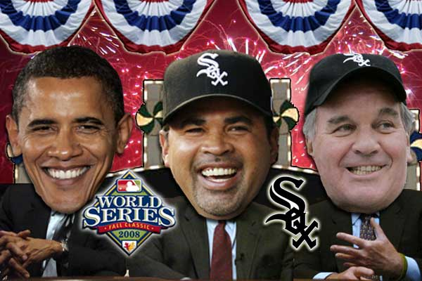 Postseason Bid Acceptance Speech: The Chicago White Sox