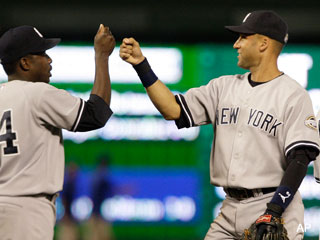 News & Notes: Yankees may now be described as 'first place'