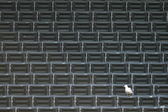 That's the ticket! Looking at baseball's battle to sell seats