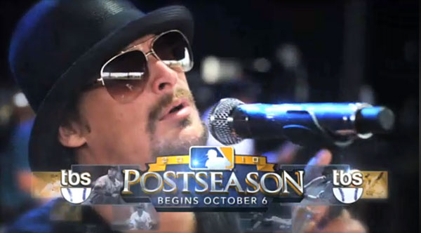 TBS postseason song news: Bon Jovi out, Kid Rock in
