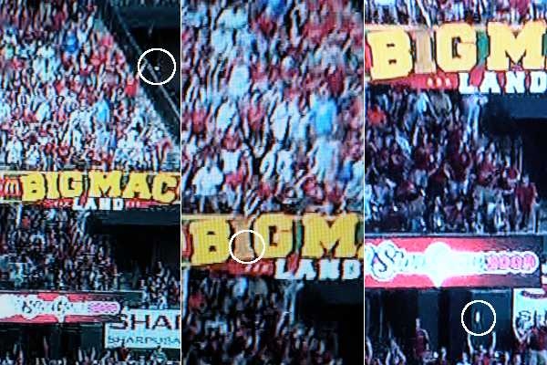 Albert breaks Busch's 'Big Mac' sign with mammoth home run