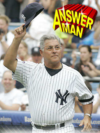 Answer Man: Bucky Dent talks Yankees, '78 homer and acting