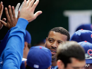 Does Derrek Lee have another great season in his tank?