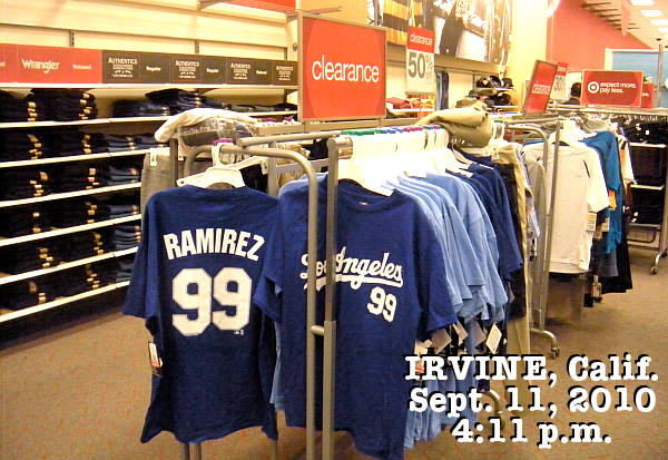 Photo: Manny Ramirez leaves laundry in L.A