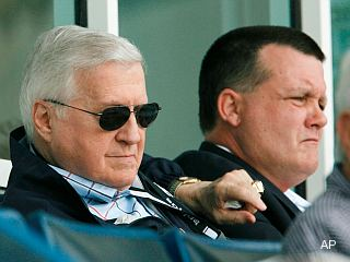 Hank Steinbrenner emerges, says Yankees 'have to [blanking] win'