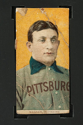 Nuns stand to profit from auction of rare Honus Wagner card