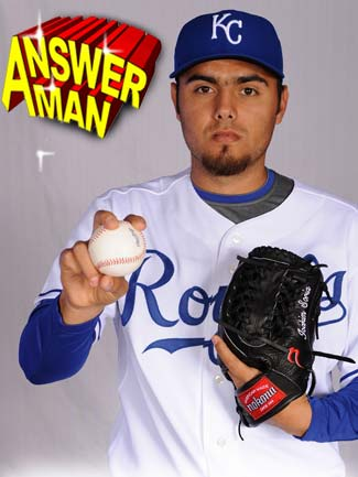 Answer Man: Joakim Soria talks big TVs, wrestling and dentistry
