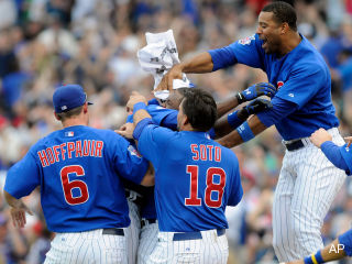 Morning Juice: Cubs hope comeback could, maybe, spark them