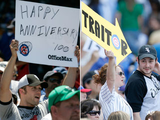 BLS LiveBlog: White Sox vs. Cubs, talkin' MLB