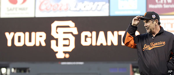 Five keys to winning the World Series: San Francisco Giants