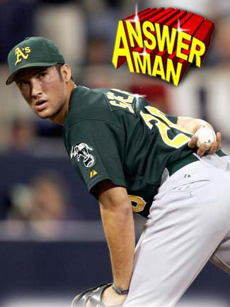 Answer Man: Huston Street talks streets, Texas, good tipping