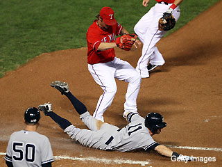 The Slide: Gardner's dive in eighth opens floodgates for Yankees