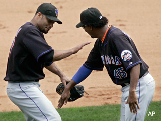 Top O' The Order: What Johan Santana can learn from Pedro