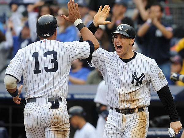 Empire strikes back: Yanks beat Red Sox, clinch East, home field