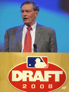Hey, Bud! Here are a few easy fixes for your MLB draft