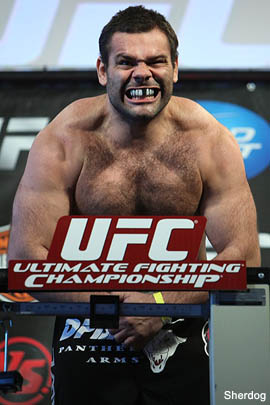 Napao! The ups and downs of Gabriel Gonzaga