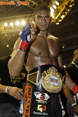 Strikeforce should make interim belt for Fedor if Overeem can't fight and more from call