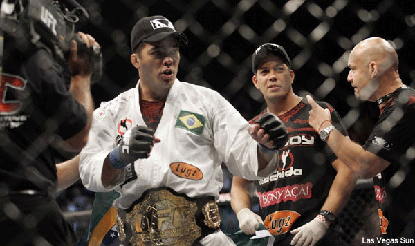 TUF 10 coaches: Now who fights Machida?