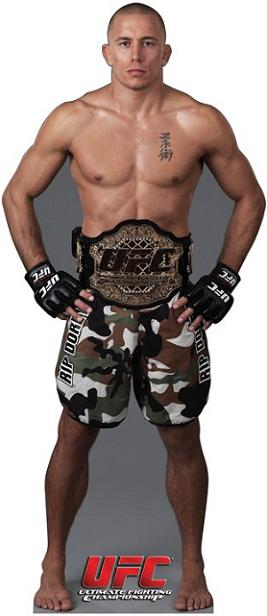 MMA Marketplace: Life-sized GSP