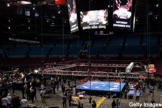 The chances of a 2010 MMA event in New York looking bleak
