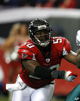Atlanta Falcons turn to MMA for offseason training