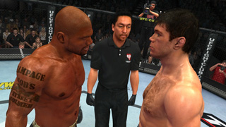 UFC 2009 a success according to fighters and sales