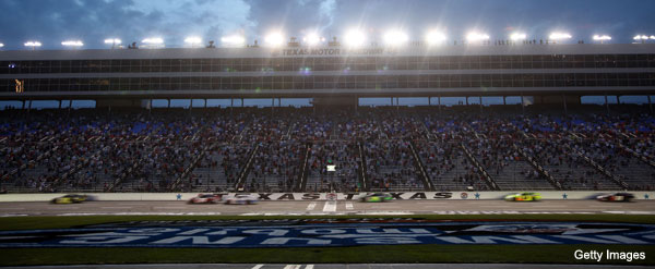 Texas Motor Speedway: from demolition derby to classy joint