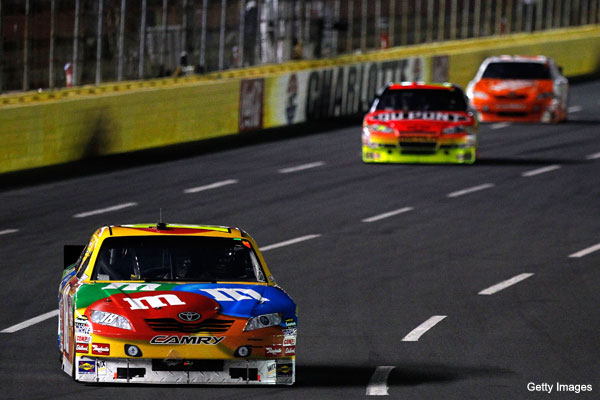 Kyle Busch the latest to question NASCAR's pattern of cautions