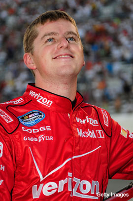 Verizon cuts its sponsorship of Justin Allgaier