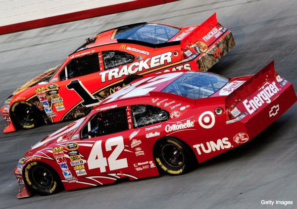 Earnhardt-Ganassi elects to stay with Chevrolet for 2011