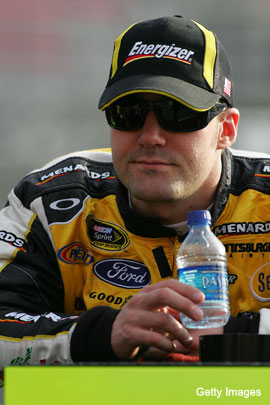 Have we been selling Paul Menard short all these years?