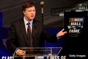 NASCAR announces new points structure, Chase qualifying