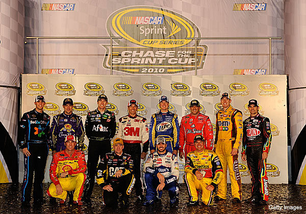 Report: New Chase format will have room for race winners