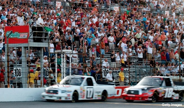 The Pocono Truck Series qualifying format needs to be expanded