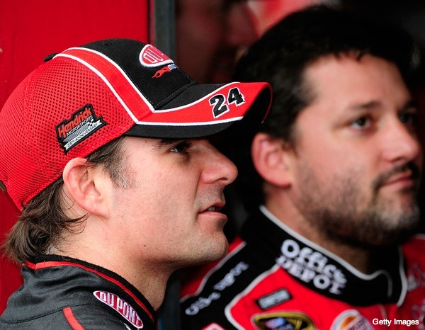 Gordon and Stewart see Chase chances go kaput at Charlotte